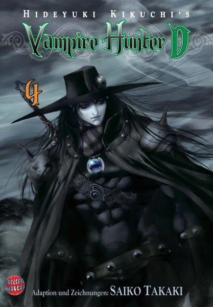 Vampire Hunter D, Band 4