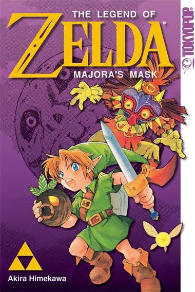 The Legend of Zelda 03 - Majora`s Mask