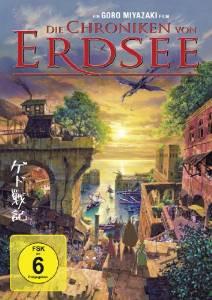 DVD Die Chroniken von Erdsee