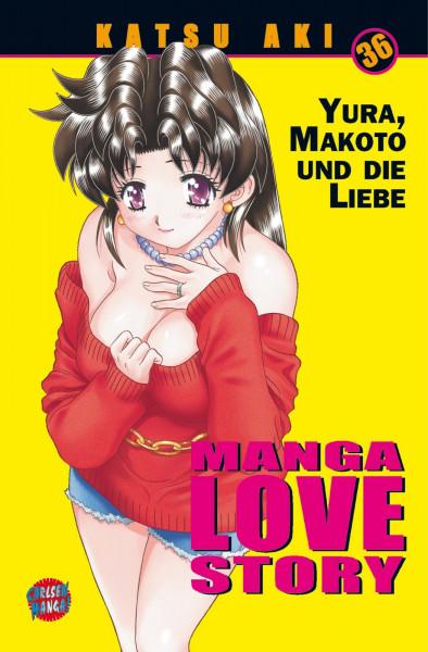 Manga Love Story, Band 36