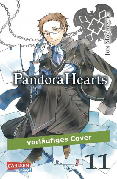 Pandora Hearts, Band 11