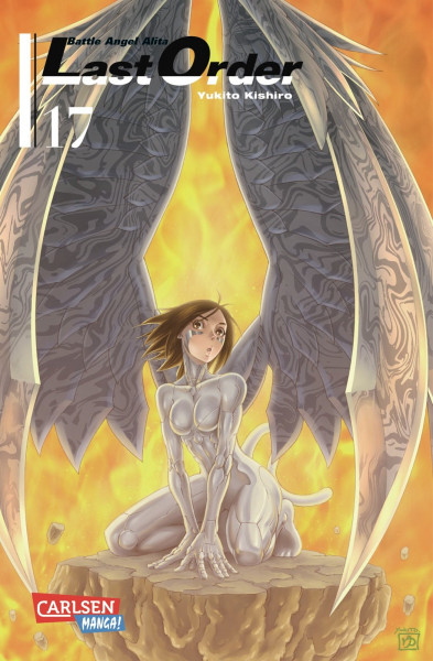 Battle Angel Alita - Last Order, Band 17