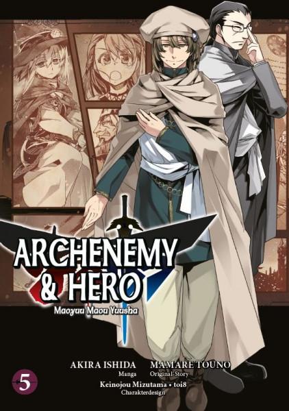 Archenemy & Hero - Maoyuu Maou Yuusha 05