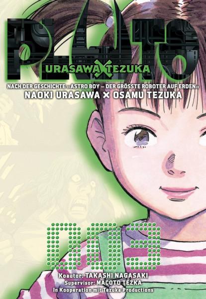 Pluto: Urasawa X Tezuka, Band 3