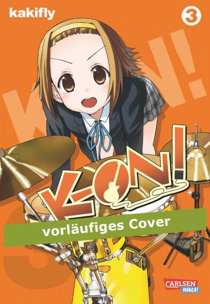 K-On!, Band 3