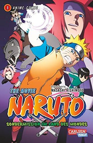 Naruto the Movie: Sondermission im Land des Mondes 01