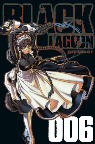 Black Lagoon, Band 6