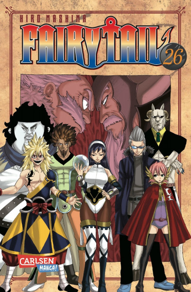 Fairy Tail, Band 26