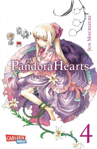 Pandora Hearts, Band 04