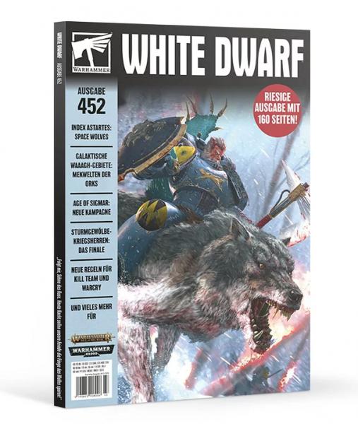 White Dwarf - 2020-03 März - Ausgabe 452