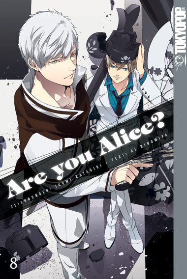Are you Alice? 08