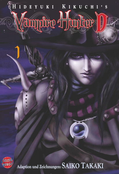 Vampire Hunter D, Band 1
