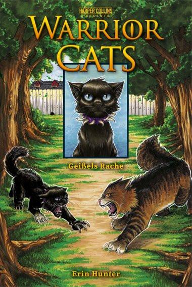 Warrior Cats (3in1) 05: Geißels Rache