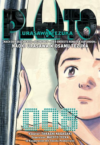 Pluto: Urasawa X Tezuka, Band 8