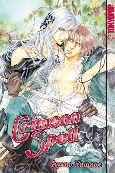 Crimson Spell 04