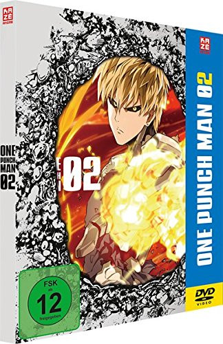DVD One Punch Man Vol. 02