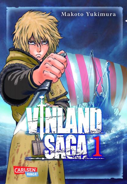 Vinland Saga, Band 1