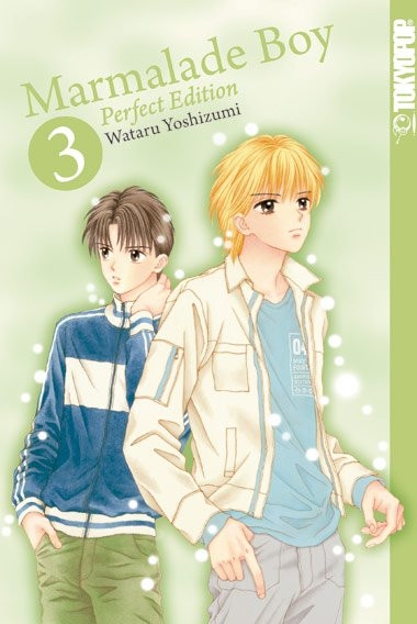 Marmalade Boy Perfect Edition 03