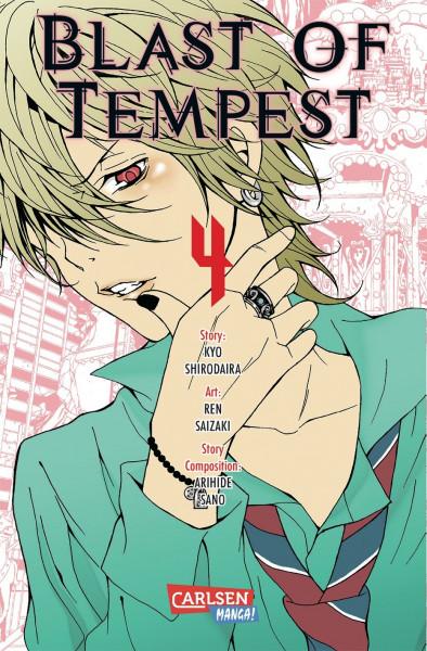 Blast Of Tempest, Band 4