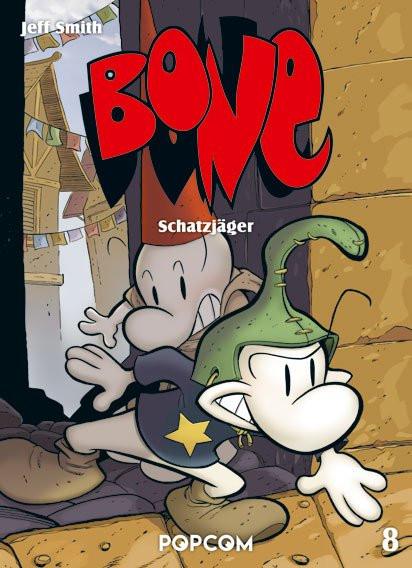 Bone (Hc.) 08