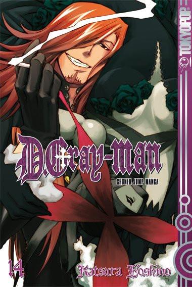 D. Gray-Man 14