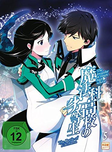 DVD The irregular at magic high school Vol. 05 - The Battle of Yokohama 2