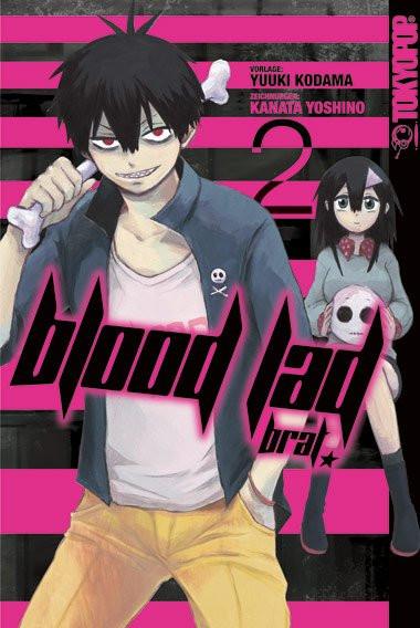 Blood Lad Brat 02