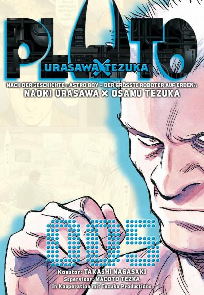 Pluto: Urasawa X Tezuka, Band 5