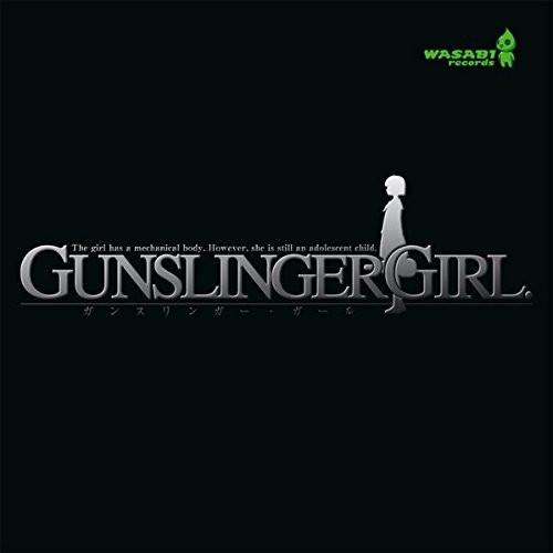 CD Gunslinger Girl Soundtrack