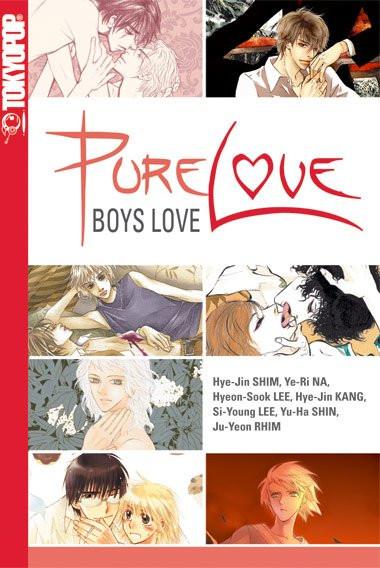 Pure Love: Boys Love (Einzelband)