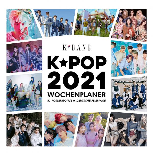2021 K*BANG Wochenkalender