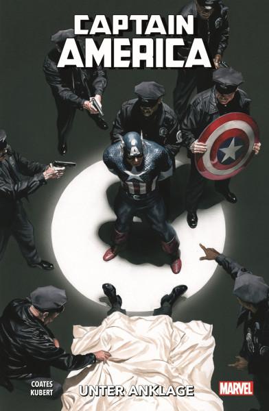 Captain America - Neustart 02 - Unter Anklage