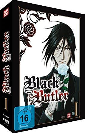 DVD Black Butler Vol. 01
