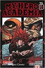 My Hero Academia 16