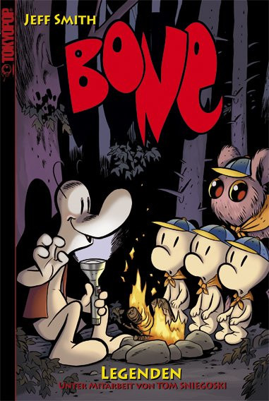Bone: Legenden