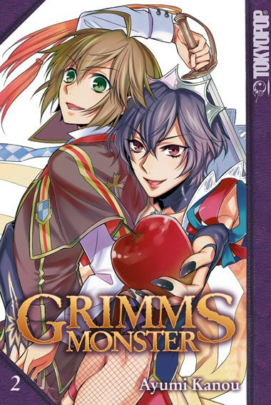 Grimms Monster (Tb.) 02