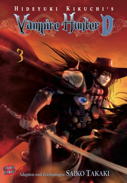 Vampire Hunter D, Band 3