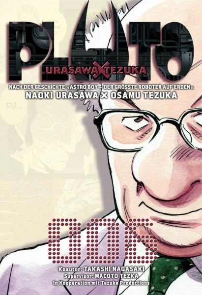 Pluto: Urasawa X Tezuka, Band 6