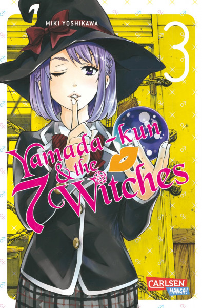 Yamada-kun and the seven Witches 03